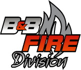 B&B Fire Truck Logo