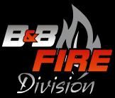 B&B Fire Truck Logo